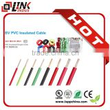 2016 house wiring electric wire cable 25mm 2.5mm electric cable