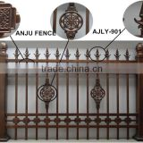 Hot sale Safety fence aluminum balcony railing