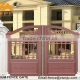 factory price Aluminium main gate designs