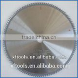 TCT SAW BLADE FOR CUTTING NON-FERROUS METAL& PLASTIC--THIN WALL PROFILES