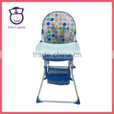 plastic baby doll folding chair eating dinner chair