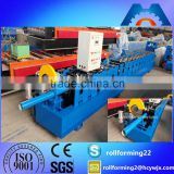 HC330 High Quality Galvanized Steel Downspout Roll Forming Machine, Round Downpipe Making Machine