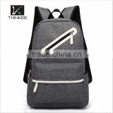 Factory custom rucksack newly design high quality canvas rucksack