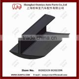EPDM/NBR/silicone rubber extrusions extruded T type rubber profile /sponge rubber strip 012022CR 012022DR