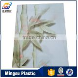 3mm Modern design liminated PVC wall panels, interior wall paneling,TV background wall panel                                                                                                         Supplier's Choice