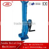 crank handle mechanical machinery Jacks ratchet steel jack