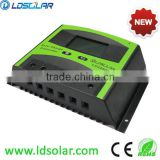pwm solar charger controller 50A 12/24V for off-grid solar system ldsolar                                                                         Quality Choice