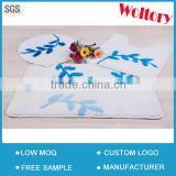 Eco-friendly durable machine wash washroom skidding proof floor carpet