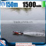 FT010 4 Channel Remote Controller Brushles Speed boat RC Racing Boat High Speed 35KM/H Water Cooling System vs ft009
