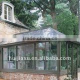 garden house,glass house,sunroom ,aluminum tempeted glass house sale in Canton factory                                                                         Quality Choice