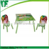 Can be customized to sample child dining chair folding portable baby dining table mold