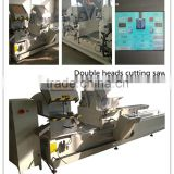 Automatic lubeication Double heads cnc cutting saw for aluminum profile Used for cutting aluminum for doors and windows