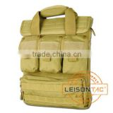 Tactical Laptop Bag using 1000D Cordura or high strength SGS tested nylon for Military and Tactical activity