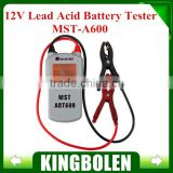 MST-A600 12V Lead Acid Battery Tester Battery Analyzer MST A600 MSTA600 Automotive Electrical Testers & Test Leads