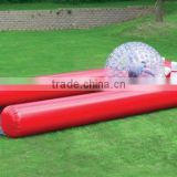 CE UL SGS certificated best price inflatable human bowling ball