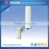 outdoor omni-directional 698-2700MHz 3G/4G dual band LTE fiberglass base station antenna