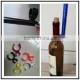 fireworks / plastic bottle clips for birthday candle/clips for Nightclub ice fountain /champagne bottle /color clips/