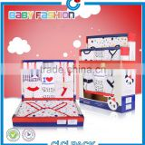 Handmade luxury baby clothes packaging cardboard boxes