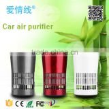 Small Car Air Purifier Remove Bad Smells Negative Ions Refreshing Air Ionizer ,air purifier, home air purifier,ionic air purifie