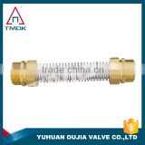Elbow Fitting Plumbing Fitting Pex Fitting Water forged blasting female with full port one way nickel-plated