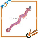 Inflatable fake snake cheering sticks for kids