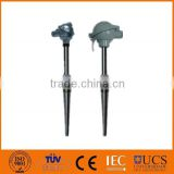Armored Thermal Resistance Platinum rtd Pt1000 Sheathed Thermocouple