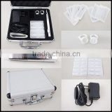 Wholesale - Eyebrow Kit Permanent Makeup Cosmetic Tattooing Supply Machine Power Needle Tip Professional tattoo kits