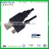 USB A male To Mini USB adapter USB mini jack