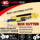 Auto Retractable Safety Box Cutter wallpaper cutting knife 7 style