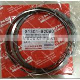 Hino piston ring S1301-92080 for J08E engine