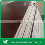Melamine coated Plywood/Commercial Plywood/Film Faced Plywood for home indoor and outdoor decoration