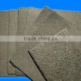 316 polyporous sintered metal fiber felt with teflon
