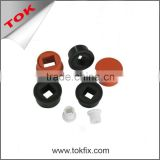 Damper Components Accessories plastic bushing square