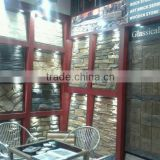 Structural disabilities cement board exterior wall cladding for building with high quality and best price