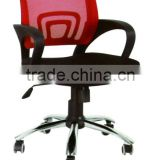 wholesale Ergonomic full Mesh Computer Office Desk Task Midback Task Chair /Metal Base New Mesh office chair