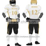 Tackle Twill Customized American football uniforms