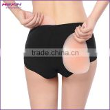 Black Ladies Underwear Silicone Butt Pads Hip Butt Shaper