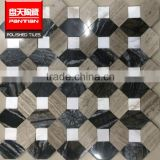 hot sale crystal glass mosaic tile magnet building marbel tiles                                                                                                         Supplier's Choice