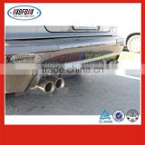 hot selling car body parts FOR BMW E39 M5 1996-2003 carbon rear bumper board