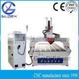 Jinan High Precision CNC Router Machinery ATC Furniture Woodworking with Rotation Spindle