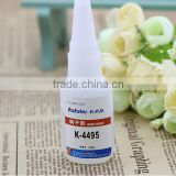 Kafuter K-495 Instant Adhesive/Cyanoacrylate Adhesive/Instant Glue For Plastics PP/PE/Rubber Bonding