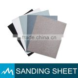 Most Popular 9''X11'' Silicon carbide Waterproof or Wet & Dry Abrasive Paper