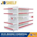 RAL color metal supermarket liquor store shelving