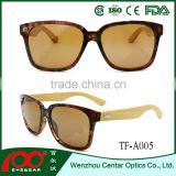 2016 new style handcrafted Bamboo sunglasses , wood polarized sunglasses , Bamboo sunglasses