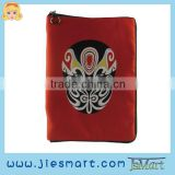 JSMART PAD bag ( for Ipad) Chinese lianpu RED photo bag laptop bags