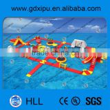 2015 New Design Aqua Park Equipment Inflatable Floating Water Park / giant Inflatable Water Park For sale