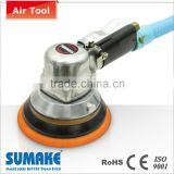 6 Inch Air Self Vacuuming Dust Free D/A Sander With 6 inch Velcro sanding Pad