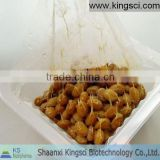 High quality Nattokinase from Bacillus subtilis natto.in bulk stock, worldwide fast delivery