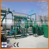 ZSA-5 Waste Motor Oil Recycling Industrial Distillation Equipment To SN200 Base Oil