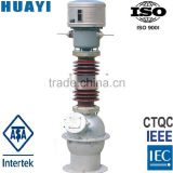 clamp-on 36kv current transformer